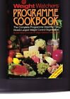Weight Watchers Programme Cookbook by Nidetch Jean Hardback Book The Fast Free