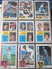 1984 TOPPS BASEBALL COMPLETE SET 792 CARDS SET IN SHEETS