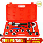 Manual Aluminum Hydraulic Tube Expander + Tube Cutter Sets with 2 year Warranty