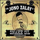 Snake Oil! Jono Zalay CD