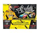 2017 PANINI ABSOLUTE RACING HOBBY BOX - 2 AUTOS & 2 MEMS PER BOX!