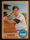 Harmon Killebrew Baseball Cards, Rookie Card and Autographed Memorabilia Guide 8