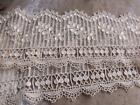 Lovely Antique Lace Trim Edging 37