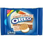 Oreo Carrot Cake Flavored Cookie with Cream Cheese Frost Flavor Creme - 24 Ct