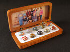 Marbles Jabo Inc. 10-16-10 Ladies first collector set. Mint