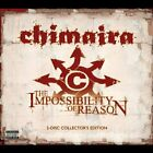 Chimaira - The Impossibility Of Reason - Chimaira CD CQVG The Fast Free Shipping