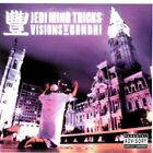 Visions Of Ghandi Jedi Mind Tricks Audio CD