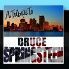 Tribute To Bruce Springsteen The Wanted CD