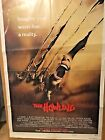 THE HOWLING Original 1981 One Sheet Movie Poster