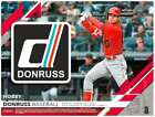 2019 Donruss Baseball Hobby Box (24 Packs 8 Cards: 3 Autos, 5 Parallels)