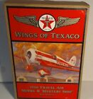 WINGS OF TEXACO #5 In Series 1930 TRAVEL AIR