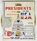 S897 Vintage: PRESIDENTS OF THE U.S.A. Mechanical Up to TRUMAN by Tip-Top (1947)