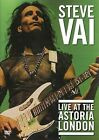 Steve Vai: Live At The Astoria London. For guitar -  CD TOVG The Fast Free
