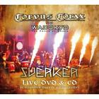 Sverker Live -CD+DVD- Corvus Corax Audio CD
