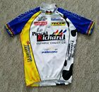 VINTAGE PASCAL RICHARD WORLD CHAMP CYCLING JERSEY SIZE SMALL Made in ITALY BIKE