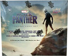 Upper Deck 2018 Marvel Black Panther Movie Factory Sealed Hobby Trading Card Box