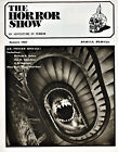 The Horror Show January 1987 Massie Lansdale Brite Morlan SIGNED BY ALLEN K