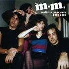 Melts In Your Ears (1980-81) Mn'Ms Audio CD