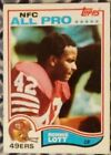 Ronnie Lott Cards, Rookie Card and Autographed Memorabilia Guide 13