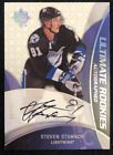 Steven Stamkos Rookie Cards and Autograph Memorabilia Guide 28