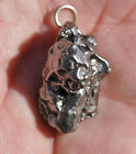 Meteorite pendant from Campo Del Cielo Meteorite from Argentina 4