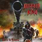 King Is Rising Hammer King Audio CD
