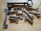 junk lot of skeleton keys