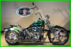 2008 Harley-Davidson Softail Softail® Custom 2008 Harley-Davidson FXSTC Softail Custom Springer California Kid Custom