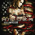 All American Nightmare (Deluxe Edition) Hinder Audio CD