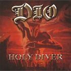 Dio - Holy Diver Live - Dio CD 2WVG The Fast Free Shipping