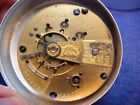 18s Waltham 1867 key wind early Appleton tracy Co pocket watch movement