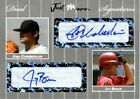 Jay Bruce Cards, Rookie Cards and Autographed Memorabilia Guide 8