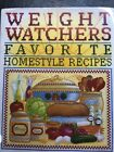 Weight Watchers Favorite Homestyle Recipes 250 Prize Winning Recipes