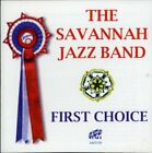 The Savannah Jazz Band - First Choice - The Savannah Jazz Band CD 4DVG The Fast