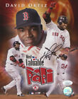 David Ortiz Baseball Cards, Rookie Card Checklist, Autograph Guide 45