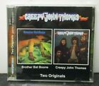 CREEPY JOHN THOMAS Brother Bat Boone / Creepy John Thomas CD ALBUM  AUSTRALIAN