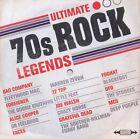 Ultimate 70s Rock Legends CD NEW SEALED ZZ Top/UFO/MC5/Faces/Alice Cooper/Foghat