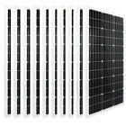ECO 1000W Mono Solar Panel Battery Charger For Home Farm pasture Power Support