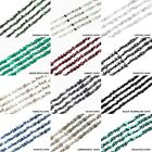 Select Your 1 Strand 4 6 mm Free Form Nugget Gemstone Chip Beads 34 Full Strand