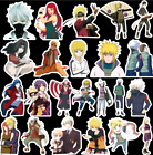 100Pcs Naruto Anime Vinyl Stickers for Laptop Luggage Waterproof