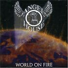 Angel House - World on Fire - Angel House CD BYVG The Fast Free Shipping
