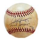 ALEX RODRIGUEZ HAND SIGNED AUTOGRAPHED GAME USED FINAL SEASON BALL STEINER COA