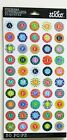 Sticko Alphabet Scrapbooking Stickers Circle Pattern Small Letters NEW