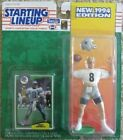 1994 94 Starting Lineup Troy Aikman Dallas Cowboys HOF Hall of Fame