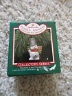 Hallmark Ornament 1988 Thimble Snowman 11th in Thimble series