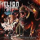 Helion Prime - Terror Of The Cybernetic Space Monster (NEW CD)
