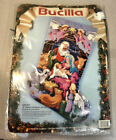 Bucilla Needlepoint 18 Christmas Stocking Kit Gillum NATIVITY 60712 UNOPENED