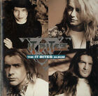 It Bites CD album (CDLP) The It Bites Album Japanese VJD-2502 VIRGIN 1989