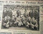 Babe Ruth Autographs and Memorabilia Guide 29