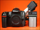 Nikon D80 Digital 10MP SLR Camera, Sold With Battery, & Charger